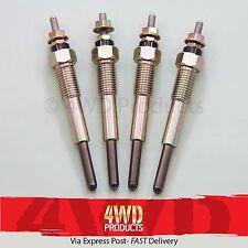 Glow Plug SET - Rodeo KBD41 2.0D KBD47 2.2D (81-88) Jackaroo UBS52 2.2D (81-88)