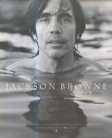 "(HFBK38) ADVERT/POSTER 13X11"" JACKSON BROWNE : I'M ALIVE"