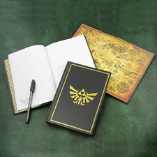 The Legend of Zelda Hyrule Notebook | Official Gaming Merchandise (New)