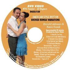 RUMBA Bronze Variations American Style Rhythm Dance Vision DVD DASDJ188