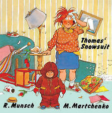 Thomas' Snowsuit (Turtleback School & Library Binding Edition) (Munsch for Kids)