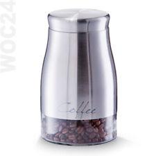 Vorratsdose Vorratsbehälter Edelstahl Glas Vorratsgefäß Kaffeedose Teedose