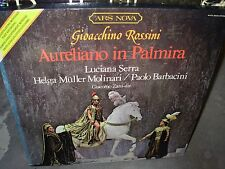 ZANI / ROSSINI aureliano in palmira ( classical ) box ars nova italy