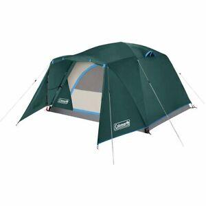 Coleman Skydome Fullfly Vest Tent: 4-Person 3-Season