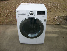 Lg Wm3488Hw 2.3cuft.White All in one Front Load Washer & Dryer Compact Nice Unit