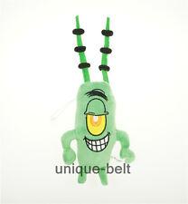 "New SpongeBob Squarepants Soft Plankton Sheldon Stuffed plush Toy Doll 30cm 12"""