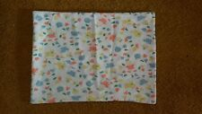 Pillow cover 100% cotton 40x25cm 16x10inch vintage patern suits Clevamama baby p