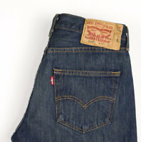 Levi's Strauss & Co Hommes 501 Jeans Jambe Droite Taille W30 L30 AVZ654
