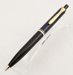 Pelikan Ballpoint Pen Tradition K200 / K250 Blue-Black / Blau-Schwarz Old Style
