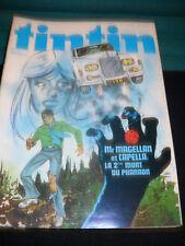 tintin 19 / 32 Journal / Belgische Comic -  Wochenzeitschrift in Frz. Zust. 1