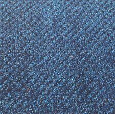 18 oz. Navy Textured (Cut Pile/Loop) MARINE Boat Carpet CLOSEOUT ( 8ft. x 12ft)