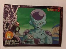 Dragon Ball Z Skill Card Collection N49