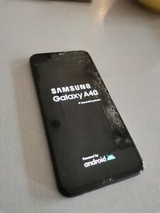 Samsung Galaxy A40 SM-A405FN/DS - 64 GB - Nero (Dual SIM)
