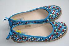 NEW Ugg Australia Girl's Tassy Floral Skimmer Flat shoes SZ 5 Girls