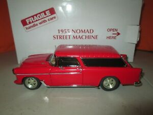 Danbury Mint 1955 Nomad Street Machine 1:24 Diecast in Box