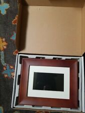 BNIB Phillips digital photo frame. 7 IN LCD PANEL.