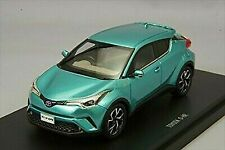 EBBRO 1/43 Toyota C-hr Radiant Green Metallic Resin Model 45602 Toy Japan