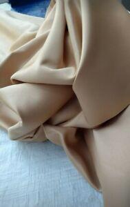 HEAVY, GOLD,DUCHESS SATIN, BRIDAL,WEDDING DRESS,200gsm fabric sold/PER METRE/