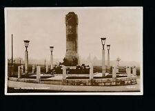 Kent GILLINGHAM War Memorial RP PPC 1942