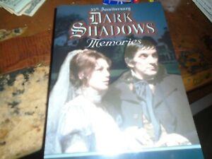 DARK SHADOWS MEMORIES BOOK PLUS BIG LOT OF MEMOROBILIA!!