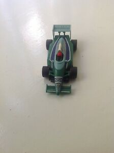 Micro Scalextric Benetton F1 #5 in vgc complete fully working