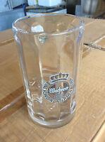 6 Stück Original Warsteiner Bierkrug Wiesenkrug 0,4L 6er-Set von Rastal NEU