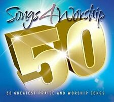 Songs4worship 50 Songs 4 Worship Audio CD