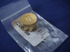 "GRETSCH ELECTROMATIC ""G"" GOLD FINISH CONTROL KNOB 0436G PN 006-0915-000 NEW!"