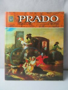 Prado Museum Spanish Painting Spain 255 Color Photographs Art BOOK