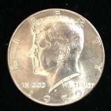 1970-D 50C Kennedy Half Dollar Gem BU