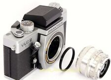 "Lens Mount Adapter for ""LEICA L39"" Zenit M39 35mm SLR Lenses to Pentax M42 Screw"