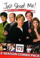 Just Shoot Me - Seasons 1  2 (DVD, 2014, 3-Disc Set) FREE SHIPPING