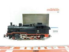 Bg4-1# Märklin h0/ac 3095 tenderlok/máquina de vapor 74 701 examinado DB, embalaje original