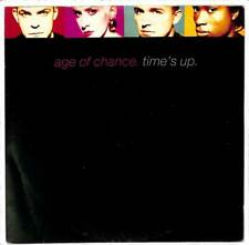 """Age Of Chance - Time's Up - 7"""" Record Single"""