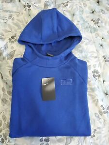 Nike CHELSEA Football Club Youth Pullover Hoodie Sweatshirt SZ XL