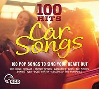 100 Hits - Car Songs [CD]
