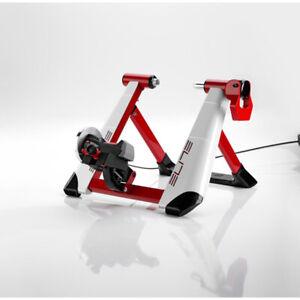 Elite Novo Force Magnetic Resistance Hometrainer - White/Red
