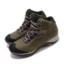 Merrell Siren Traveller 3 Mid Waterproof Olive Purple Women Outdoors J035348