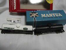 2 TANKERS by Mantua metal