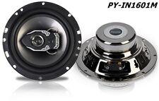 Peiying PY-IN1601M Autolautsprecher 16cm-Typ  - 2 Stück - 120Watt