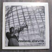 "Classic Records Blue Note 5040 Miles Davis Vol. 3 200G LP 33+45 RPM 10""+12"" NEW"