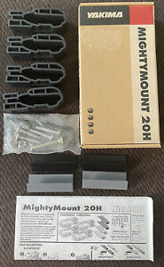 Yakima MightyMounts 20H - Full Set Of 4 Mounts W/ Hardware and Instructions NIB