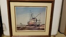 """Don Roberts RARE Signed Number Lithograph """"Two Brothers"""" #001 Of 1000, 22"""" X 20"""""""