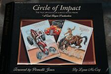 CIRCLE OF IMPACT - Biography of Bob McCoy Race car driver turned artist