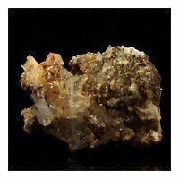 Quarz aus Ame + Calcit. 284.0 Ct. Les Trois Bistümer, La Grave, Frankreich