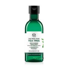 The Body Shop Tea Tree Skin Clearing Face Wash 250 ml with free Shipping