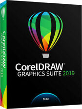 CorelDraw Graphics Suite 2019 for Mac - Fully activated