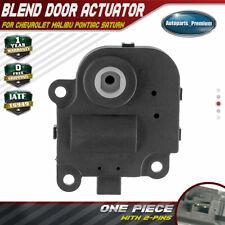 HVAC Heater Blend Door Actuator for Chevrolet Cavalier Pontiac Saturn 604-109