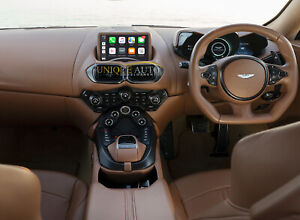 Wireless Apple CarPlay Android Auto for Aston Martin V8 Vantage/DB11/DBS 18-20