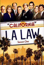 """LA Law: Season 1 (DVD: Official US Version) """"BRAND NEW, SEALED"""" (BUY 2, SAVE 2)"""